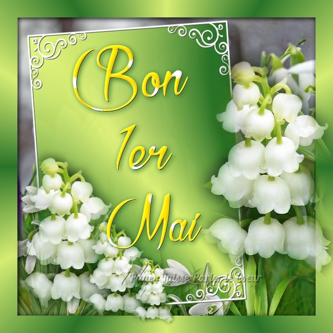 Bon 1er Mai