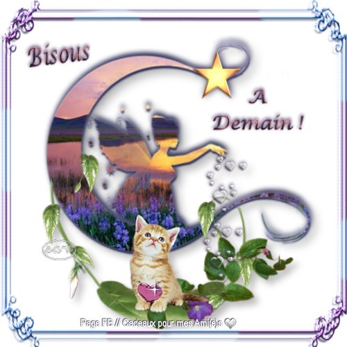 Bisous, A Demain !