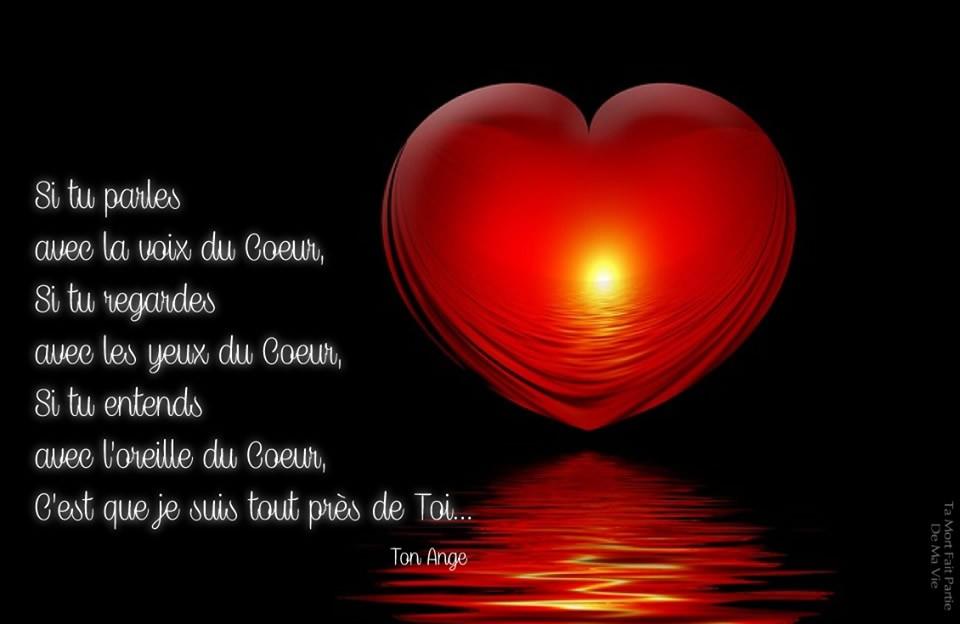 Amour images photos et illustrations pour facebook - Coeurs amoureux ...