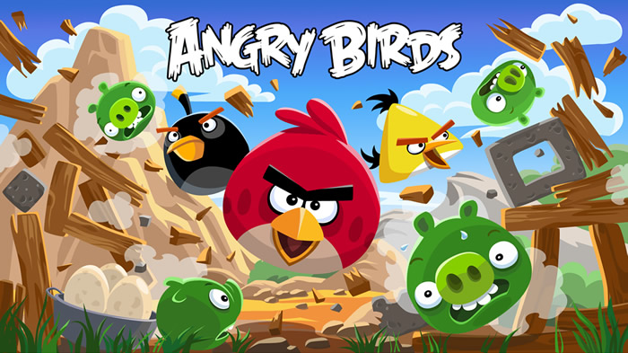 Angry birds image 1