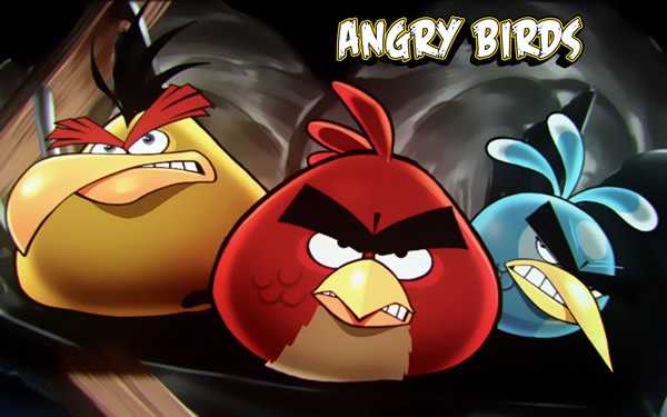 Angry birds méchants