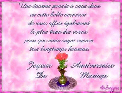 anniversaire de mariage image 3 - Texte 50 Ans De Mariage Noces D Or