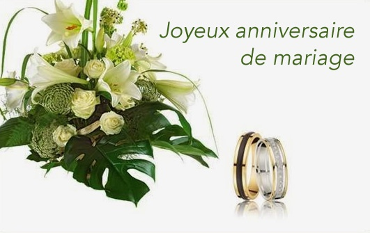 anniversaire de mariage images photos et illustrations pour facebook. Black Bedroom Furniture Sets. Home Design Ideas