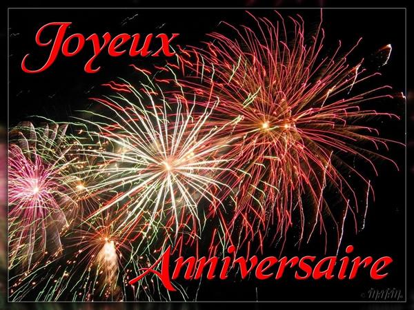Bien-aimé Joyeux Anniversaire image #3111 - BonnesImages WP33