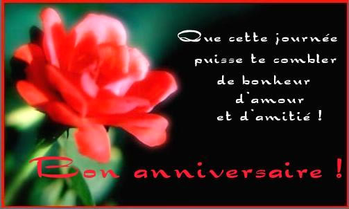 bon anniversaire photo