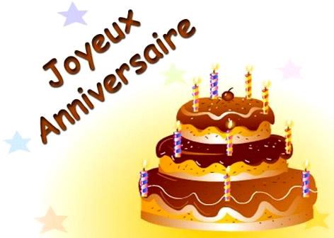 Images et photos avec tag g teau d 39 anniversaire bonnesimages - Gateau anniversaire adulte photo ...