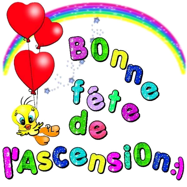 Bonne fête de l'Ascension :)