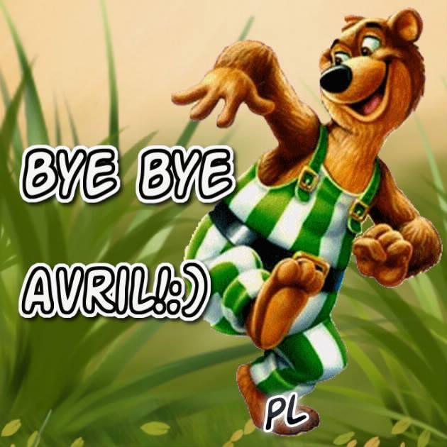 Bye Bye Avril ! :)