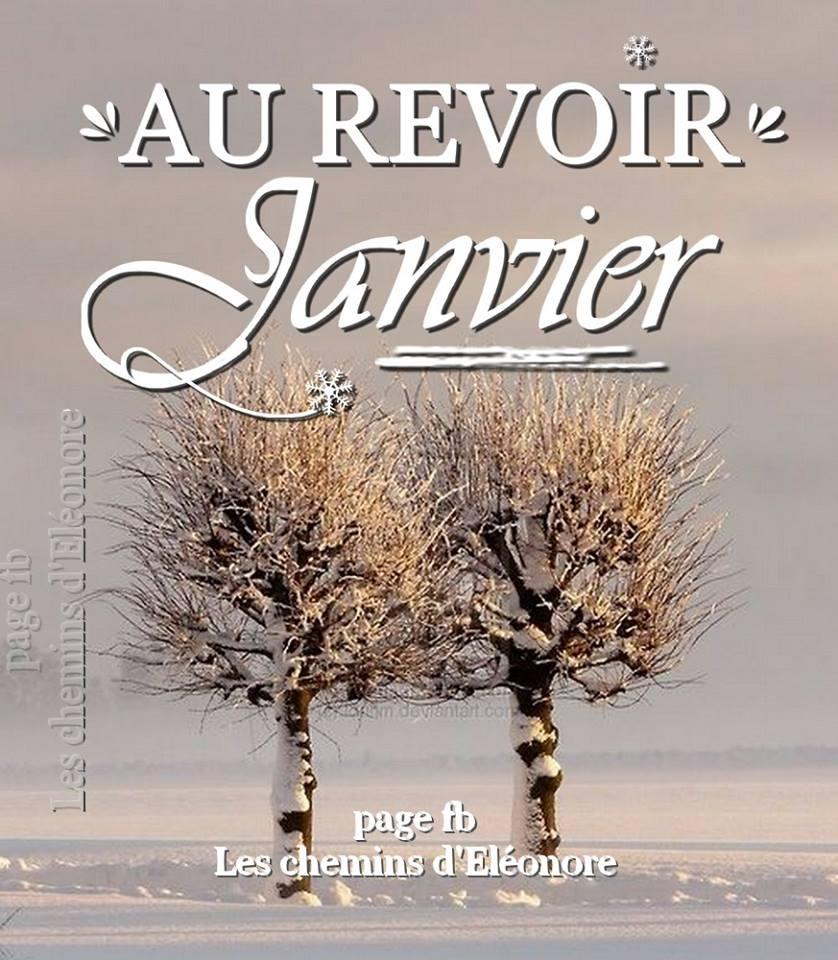 Au Revoir Janvier