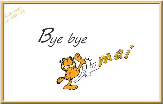Bye bye mai