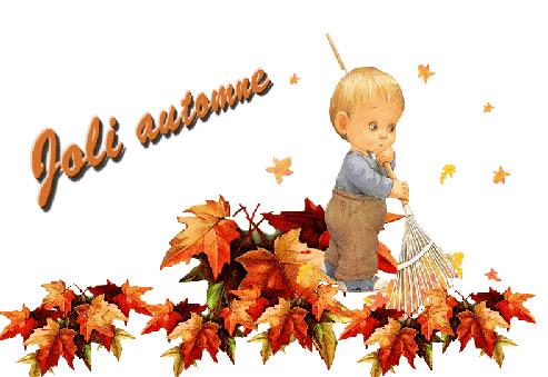 Joli automne