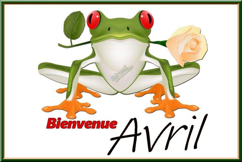 Bienvenue Avril