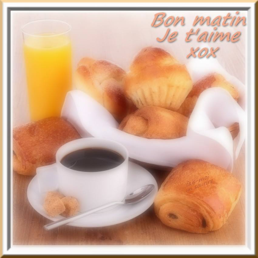 Bon matin image 8