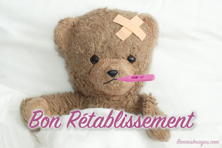 Top Bon Rétablissement images, photos et illustrations pour facebook FI04