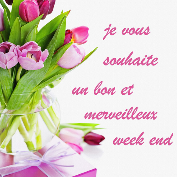 Bon week-end Image