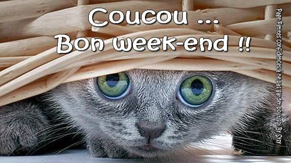 Bon week-end image 2