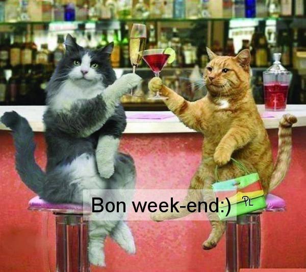 Bon week-end :)