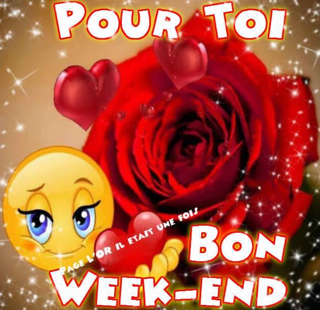 Pour Toi, Bon Week-End