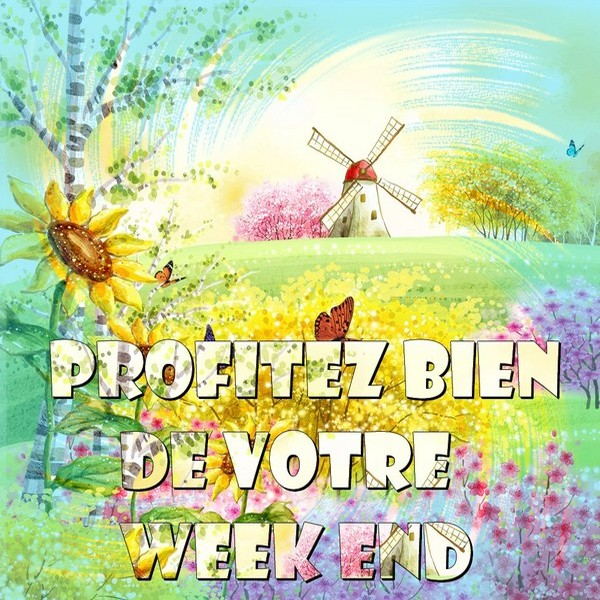 Bon week-end image 8