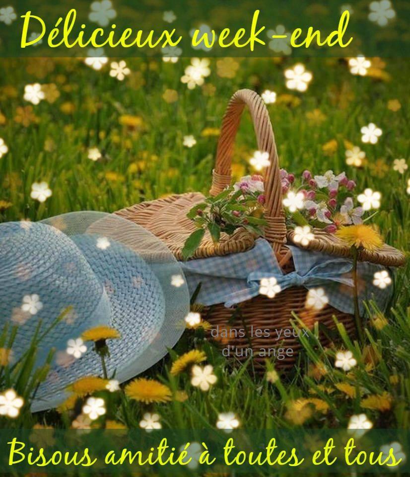 Délicieux week-end