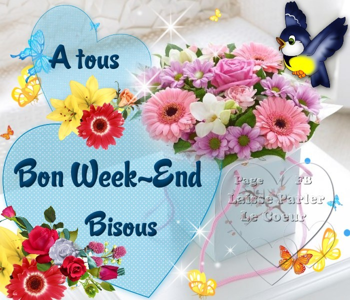 photo Bon week-end