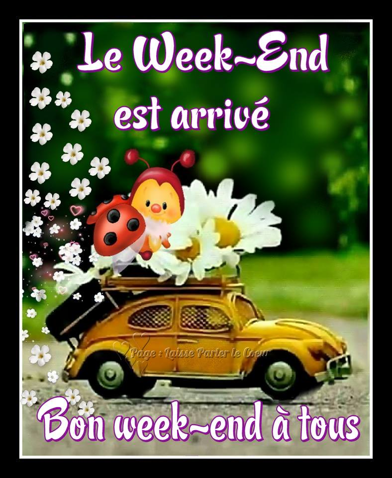 Images Bon Week End