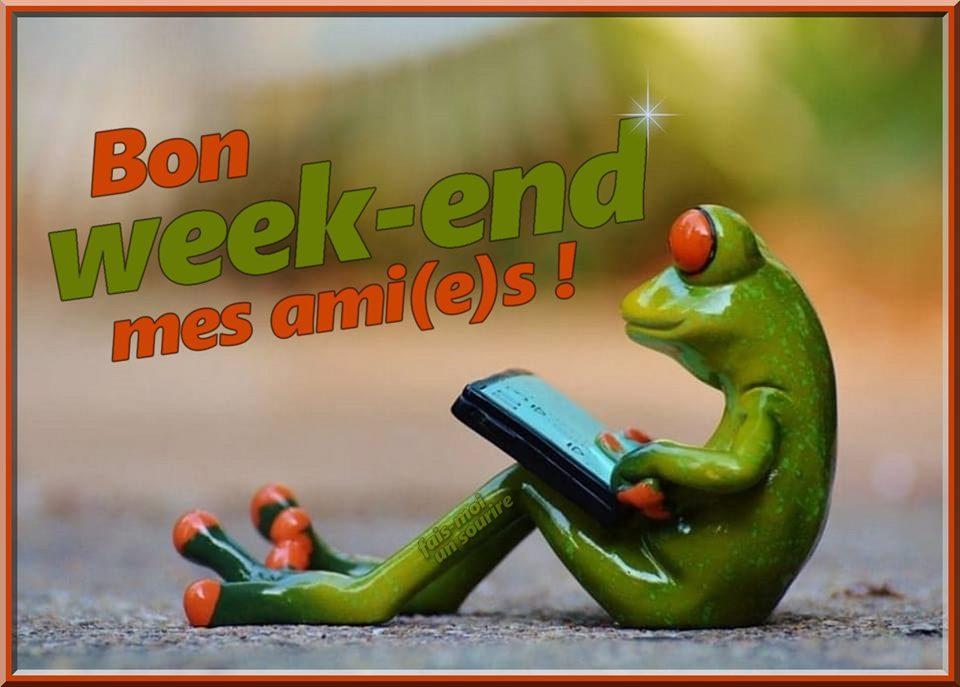 ᐅ 143 Bon week-end images, photos et illustrations pour facebook -  BonnesImages