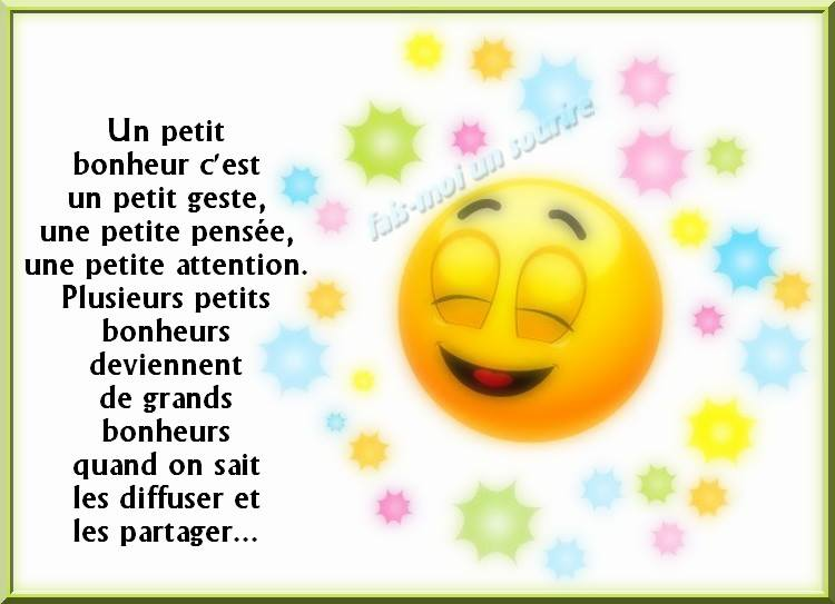 Bonheur image 1