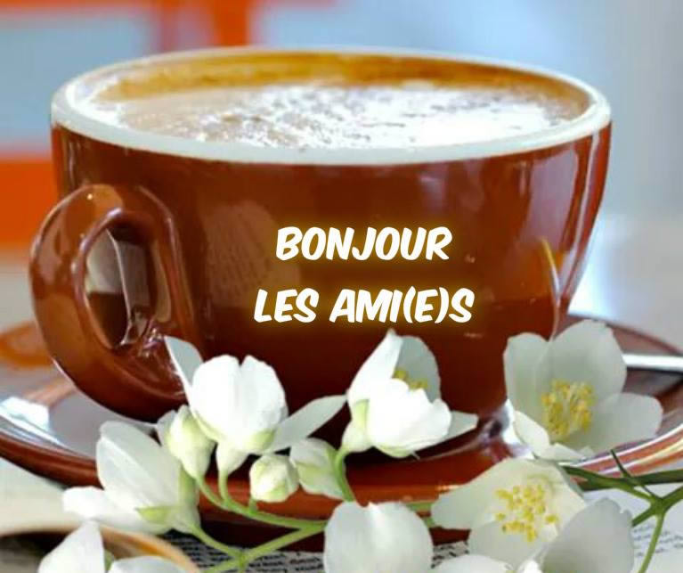 Mon Ami Cafe Menu