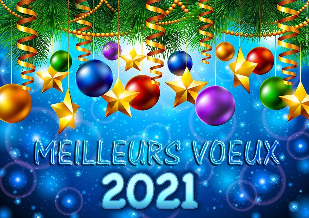 Meilleurs Voeux 2021