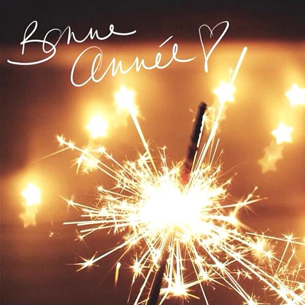 Bonne année ❤