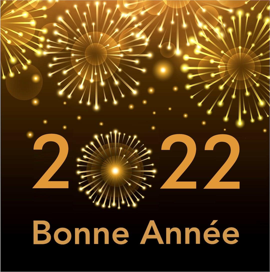 2022 Bonne Année