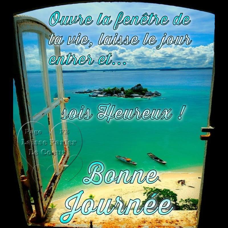Ouvre la fenêtre de ta vie...