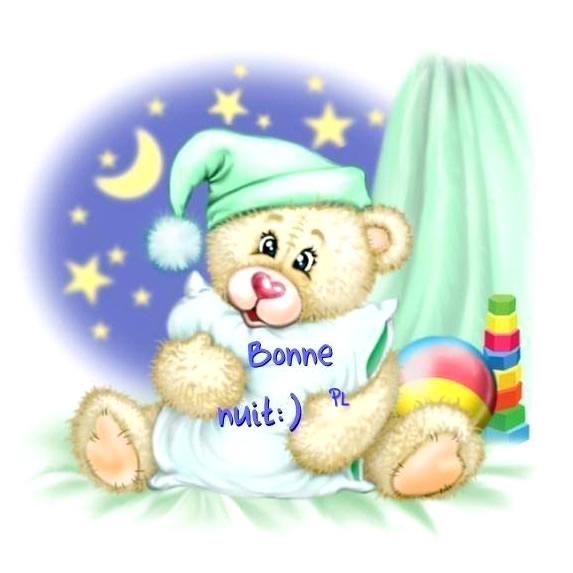 Bonne nuit :)