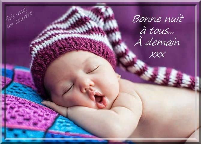 Bonne nuit à tous... À demain xxx