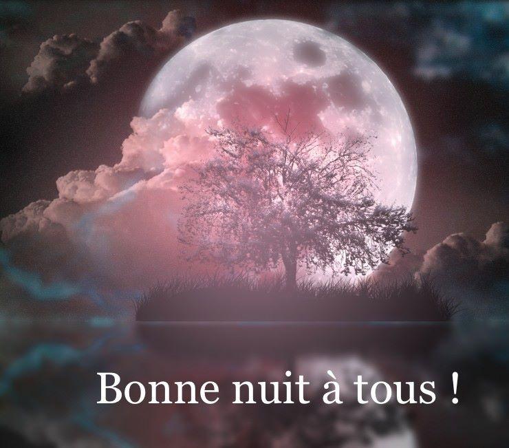 Bonne nuit à tous !