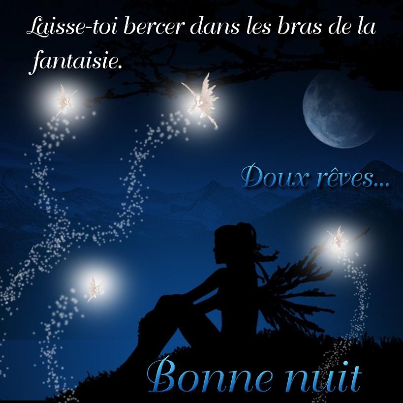 Doux rêves... Bonne nuit