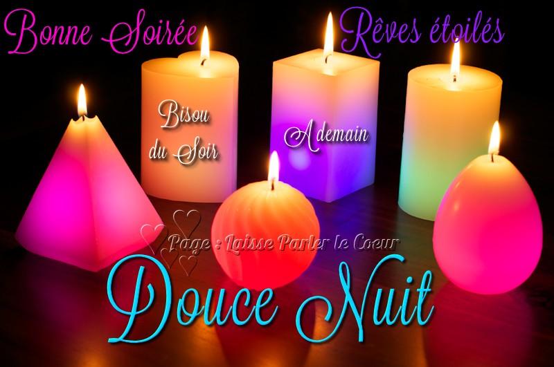 Bonne soiree, Rêves étoilés, Douce...