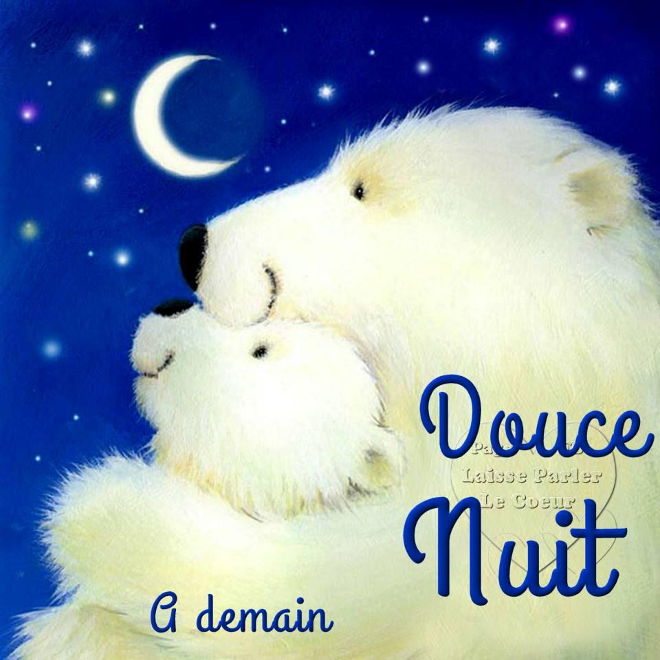 Douce Nuit, À demain!