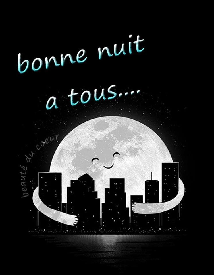 Bonne nuit à tous...
