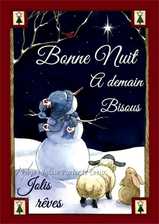 Bonne Nuit, À demain, Bisous