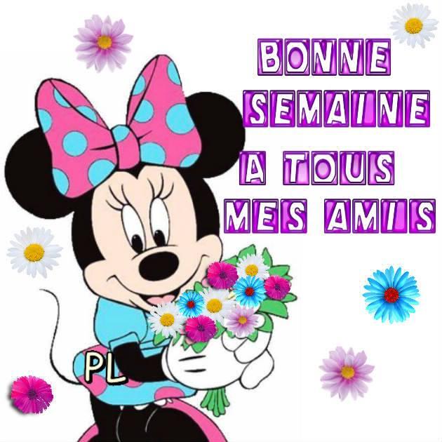 Bonne Semaine à tous mes amis