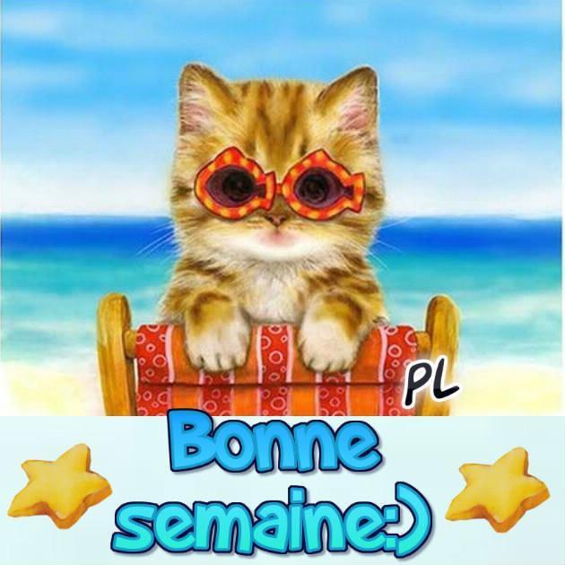 Bonne Semaine :)