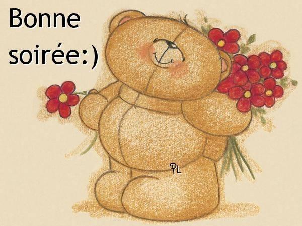 Bonne soirée :)