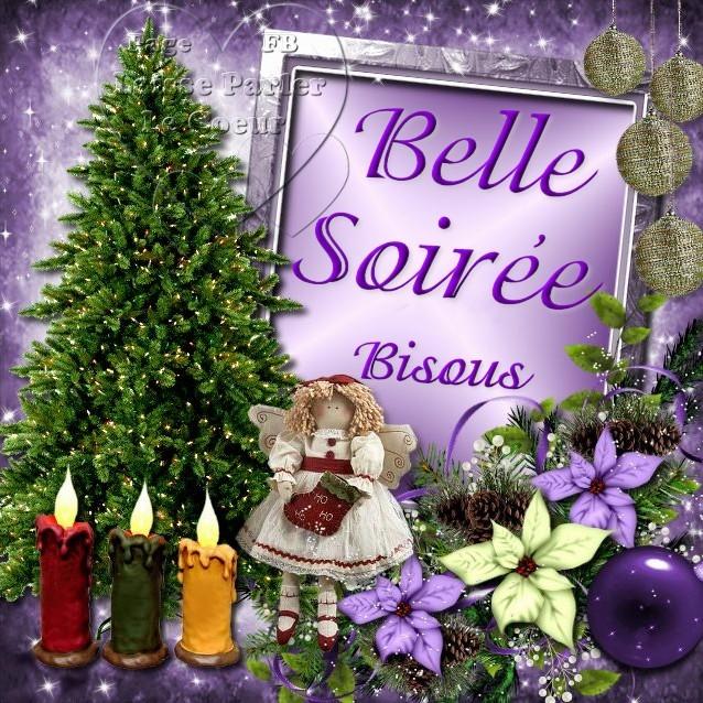 Belle Soirée, Bisous