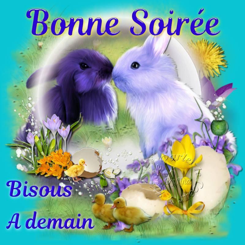 Bonne Soirée Bisous A...
