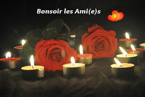 Bonsoir les Ami(e)s