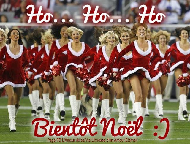 Ho Ho Ho... Bientôt Noêl :)