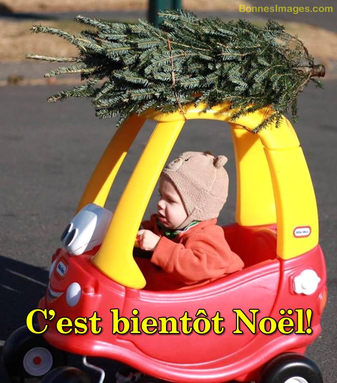 C'est Bientôt Noël!