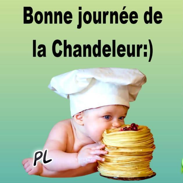 Bonne journée de la Chandeleur